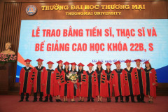 PhD and MA Degree Granting and 22B-S MA. Graduation Ceremony