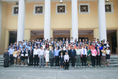 Scholarship Granting Ceremony to Laotian Students Studying in Vietnam and Vietnamese Students